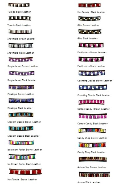 Pet Collars that are different, beautiful, well made.