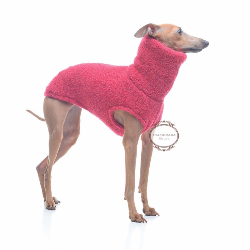 Designer dog sweater