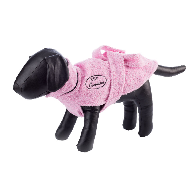 Valentines Day Gifts for Dogs; a cozy, luxurious robe
