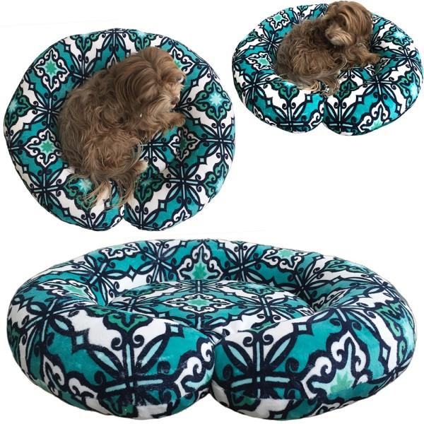 Gorgeous custom dog beds for any size dog