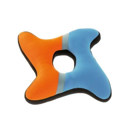 Frisbee pool toy for dogs in bright colors